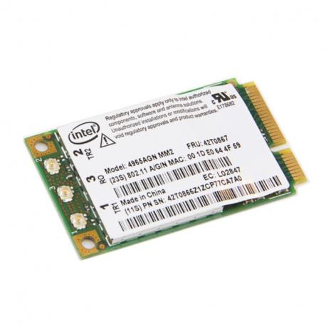 Carte WiFi Intel 4965AGN - 0UT121