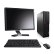 "Lenovo ThinkCentre M800 SFF - 8Go 500Go SSD - Ecran 20"" - Linux"