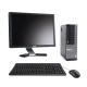 Pc de bureau - Dell OptiPlex 3010 DT reconditionné - 4Go - 250Go HDD - Ecran20