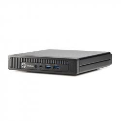 HP EliteDesk 800 G1 Desktop Mini - 8Go - 500Go HDD
