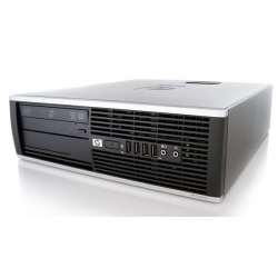 HP Compaq Elite 8200 DT - 8Go - 120Go SSD