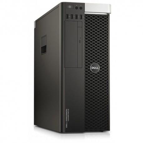 Dell Precision T5810 Tour - 64Go - SSD 240Go -  HDD 1To - Nvidia GT 1030
