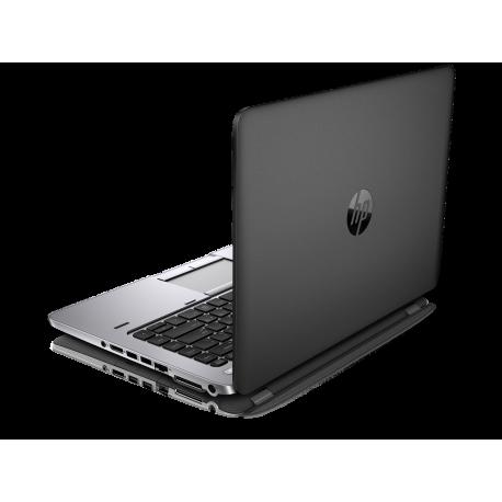 PC portable reconditionné - HP Probook 745 G2 - 8Go - 120Go SSD - 14 pouces - Webcam - Windows 10