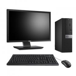 Dell OptiPlex 7050 SFF - 8Go - 240Go SSD - Ecran 22