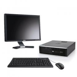 HP Compaq Elite 8200 DT - 8Go - 500Go HDD - Ecran20