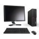 Ordinateur de bureau reconditionné - Lenovo ThinkCentre M700 SFF - 8Go - 2To HDD - Ecran20
