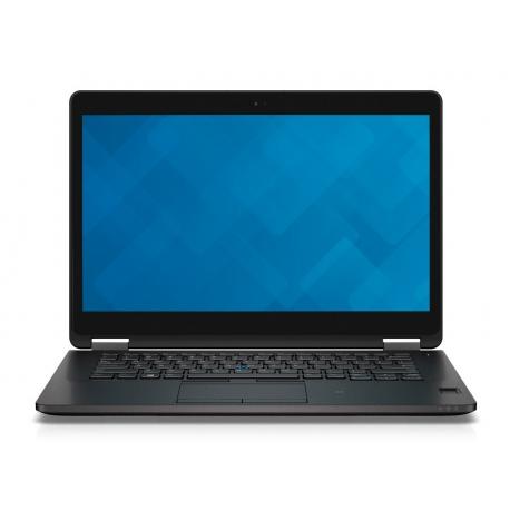 Dell Latitude E7470 - 16 Go - SSD 256 Go