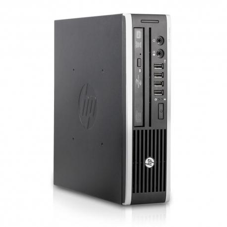 HP Compaq Elite 8200 USDT - 8Go - 320Go HDD - Linux