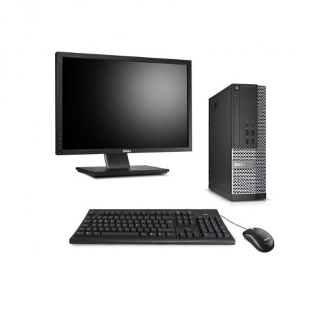 Dell OptiPlex 7020 SFF - 8Go - 500Go HDD - Ecran22