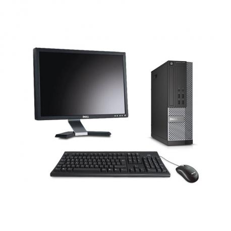 Dell OptiPlex 7020 SFF - 8Go - 500Go HDD - Ecran20