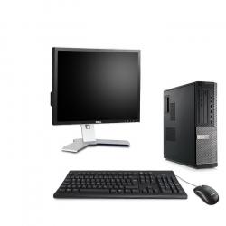 """Pack Dell OptiPlex 790 DT - 8Go - 250Go HDD - Écran 19"""""""