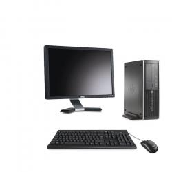 """HP Compaq 6300 Pro - 8Go - 500Go HDD + Écran 20"""""""