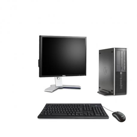 """HP Compaq 6300 Pro - 8Go - 500Go HDD + Écran 19"""""""