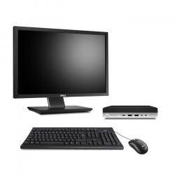 HP ProDesk 600 G4 DM - i5 - 8Go - 240Go SSD - Ecran22