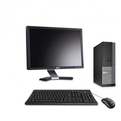 Dell OptiPlex 3020 SFF - 4Go - 500Go HDD - Ecran20