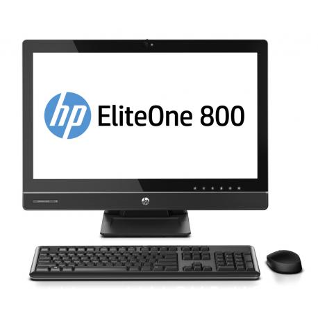 HP ProOne 800 G1 AiO - 16Go - 240Go SSD