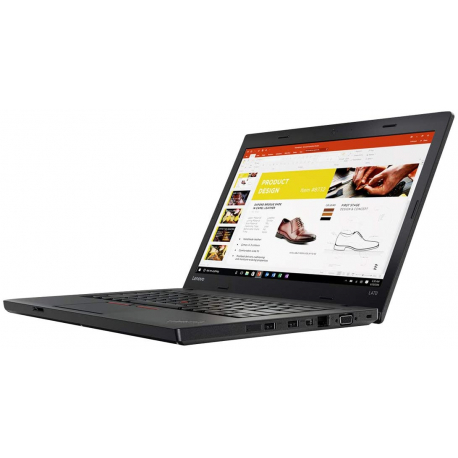 Lenovo ThinkPad L470 - 8Go - 120Go SSD - Linux