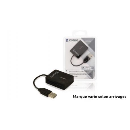 Lecteur USB carte