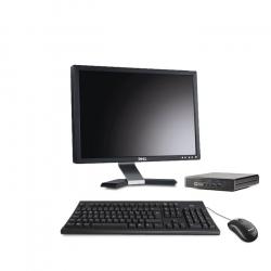 HP EliteDesk 800 G1 Desktop Mini - 4Go - 120Go SSD - Ecran20