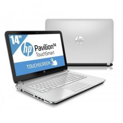 "HP Pavilion TouchSmart 14-n206sf Intel Core i7-4500U 4Go 750Go 14"" Tactile Windows 8.1"