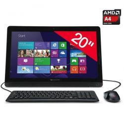 """Les Affaires ! Tout-en-un OneTwo S A44G1TU01 AMD A4-5000 4Go 1To 20"""" Windows 8"""