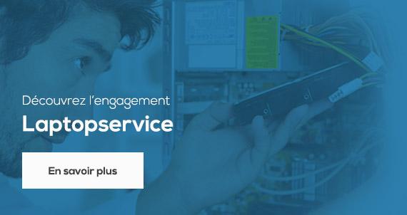L'engagement Laptop Service