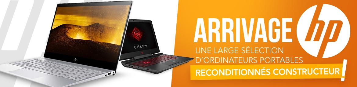 Arrivage Ordinateur HP
