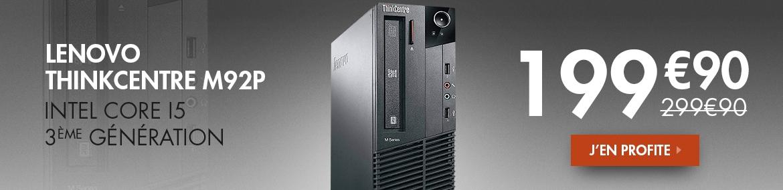 Lenovo Thincenter M92P