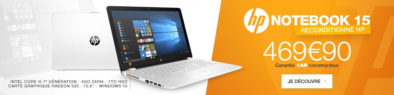 HP - Notebook 15