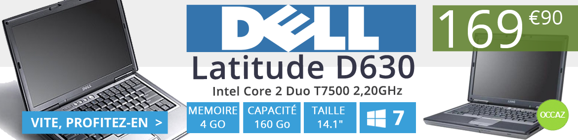 offre dell d630